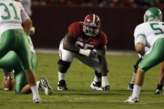 NFL Draft Picks Who Would Be Instant Starters for the New York Jets