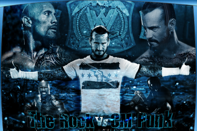 Royal Rumble 2013: 5 Reasons Why CM Punk Will Beat The Rock Tonight
