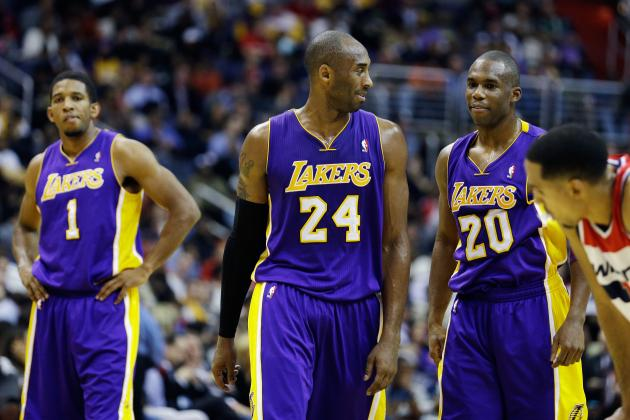 Lakers Reserves Whose Playing Time Must Be Adjusted by D'Antoni