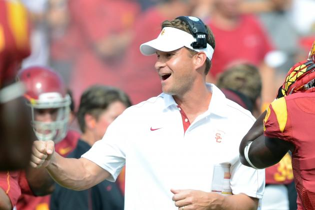 USC Football: 7 Reasons Lane Kiffin Will Stay off the Hot Seat in 2013