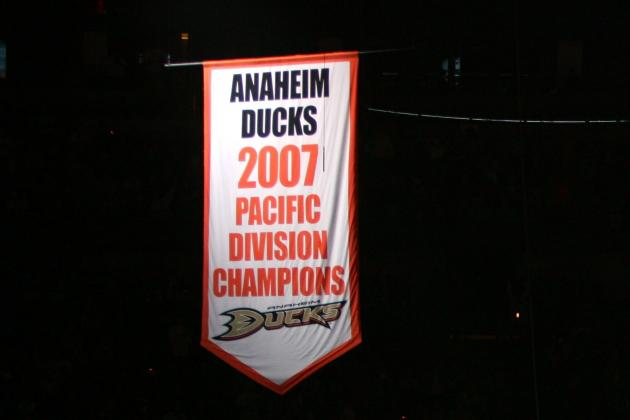 2012-13 NHL Pacific Division Regular Season Preview