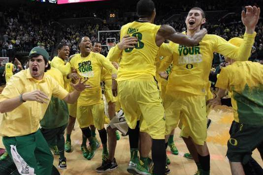 Oregon Basketball Is the Class of the Pac-12
