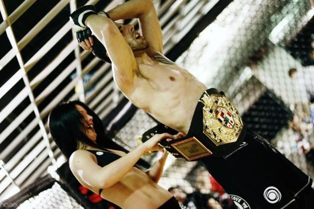 SEG/Driller MN MMA Results: Karam, Gilliam Become New Champions at the Hyatt