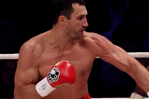 5 Heavyweights Who Could Challenge the Klitschkos in 2013