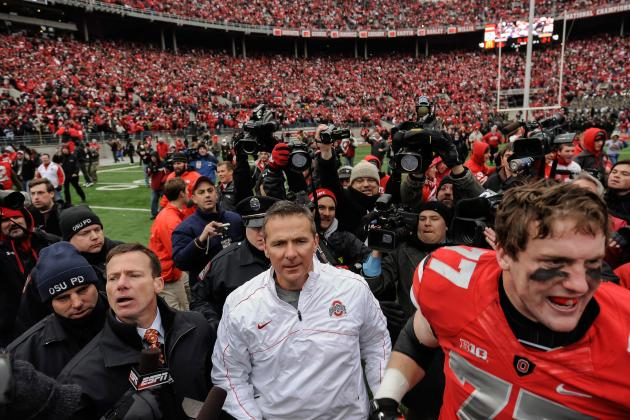 Ohio State Fooball: Urban Meyer's 5 Biggest Offseason Concerns
