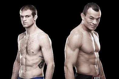 UFC 156: Evan Dunham vs. Gleison Tibau Head-to-Toe Breakdown