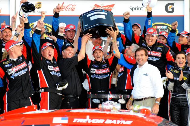 9 NASCAR Sprint Cup Drivers Who Can Win Their 1st Races in 2013