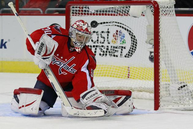 Washington Capitals: Should Holtby or Neuvirth Spend More Time in Net in 2013
