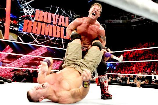 Ranking the Top 6 Moments of the Royal Rumble PPV