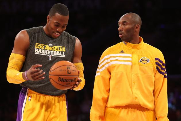 5 Improvements Dwight Howard Must Make to Impress Kobe Bryant