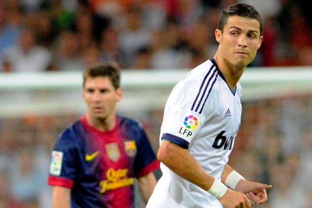 Lionel Messi vs. Cristiano Ronaldo: Comparing Their 2013 Stats so Far