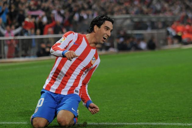 Ranking La Liga's 10 Most Effective Wide Players This Season