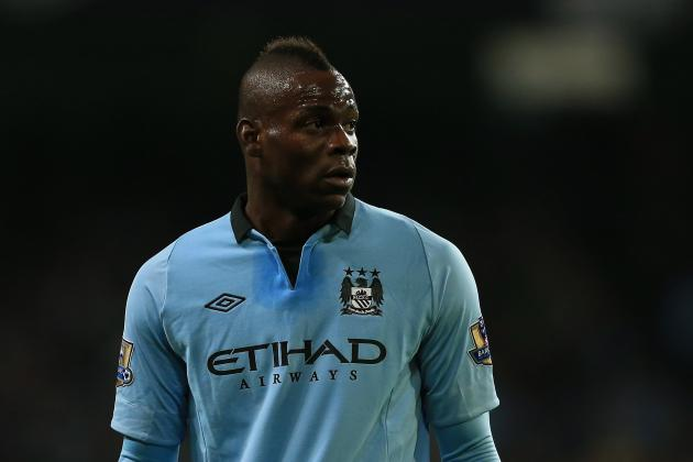 Mario Balotelli to AC Milan: What His Exit Would Mean for Man City