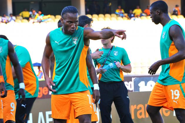 World Football Gossip Roundup: Didier Drogba, Mario Balotelli, Kaka, David Villa
