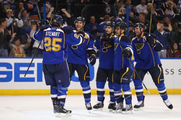 St. Louis Blues: Positives and Negatives from 1st Week of Play