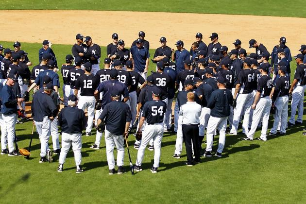 New York Yankee Ps, Cs Scouting Reports Heading into Spring Training