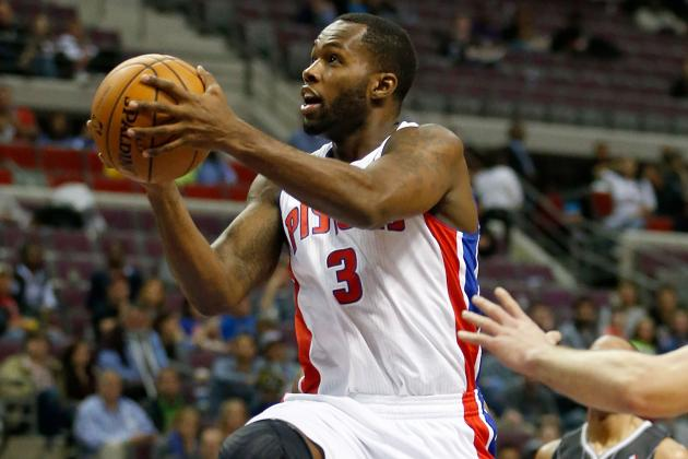 5 Best Trade Options for Detroit Pistons' Rodney Stuckey