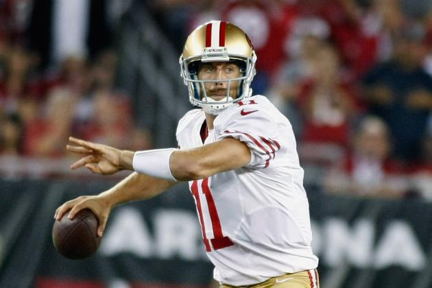 Setting Early Odds on the Offseason's Alex Smith Sweepstakes
