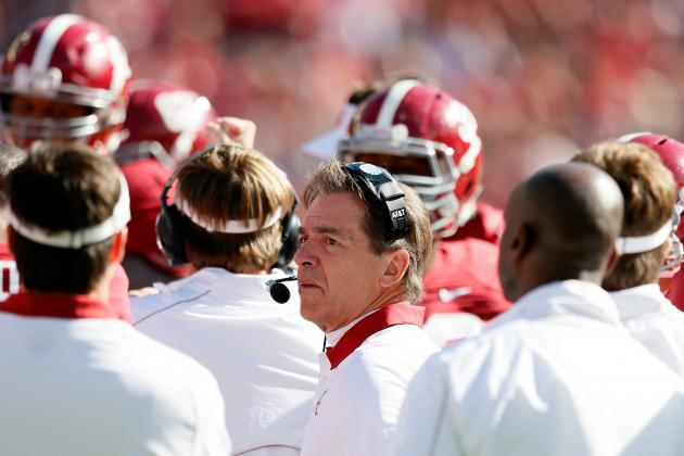 Alabama Football Recruiting: 2014 Recruits Nick Saban Must Target Early