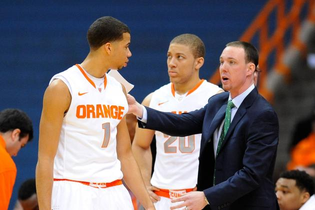 Syracuse Basketball: Benefits and Drawbacks to a 3-Guard Lineup