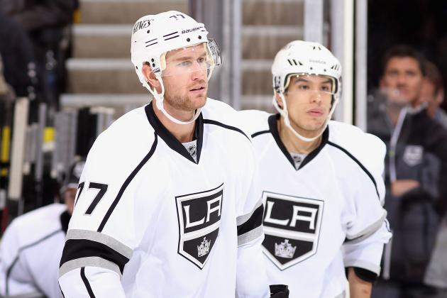 Positives and Negatives from the Start of the LA Kings' 2013 Season
