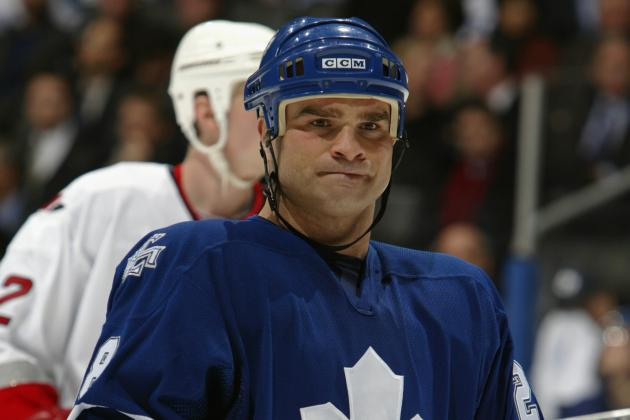 Ranking the 50 Most Frightening Players in NHL History