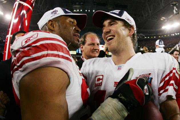 New York Giants: Ranking the Top 10 Moments of the Past 10 Years