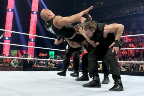 WWE Royal Rumble 2013 Results : 7 Huge New Rivalries We Could See Going Forward