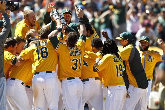 Reasons the Oakland Athletics Offense Will Be Better in 2013