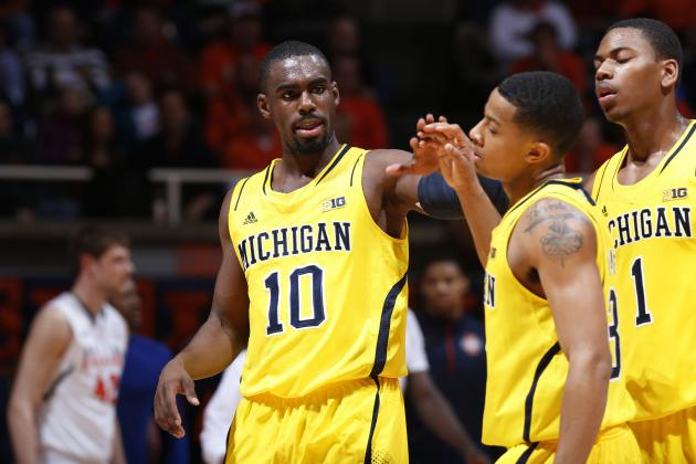 Michigan Basketball: What the Wolverines Need to Learn from Fallen No. 1s