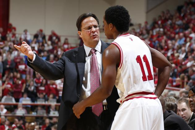 Indiana Basketball: Midseason Report Cards for the Hoosiers' Freshmen