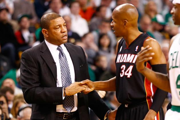 Ray Allen's Return to Boston: What It Meant for Miami Heat Guard