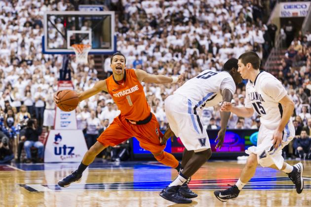 Syracuse Basketball: The Good, Bad and Ugly of Michael Carter-Williams