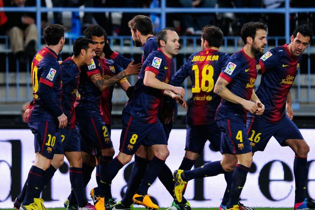 Barcelona's Season So Far: The 6 Most Telling Statistics for Messi and Co.