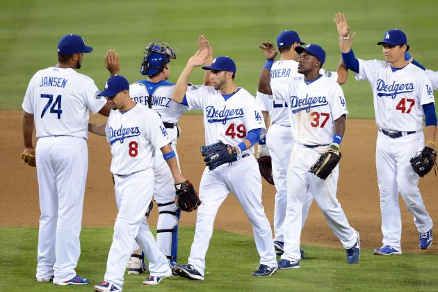 Los Angeles Dodgers:  5 Things to Watch During Spring Training