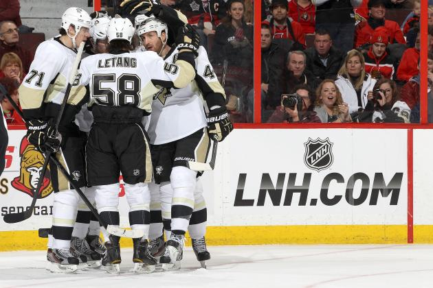 Positives and Negatives from the Start of the Pittsburgh Penguins' 2013 Season