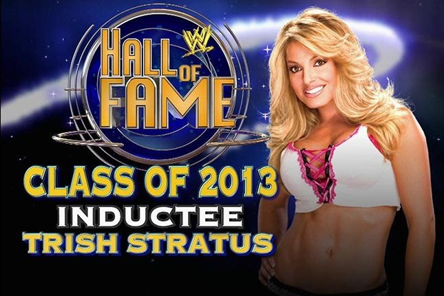 WWE Hall of Fame 2013: 10 Most Memorable Moments of Trish Stratus' Career