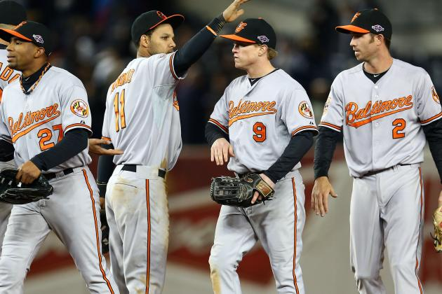 4 Baltimore Orioles Who Won't Be Happy with Their 2013 Role