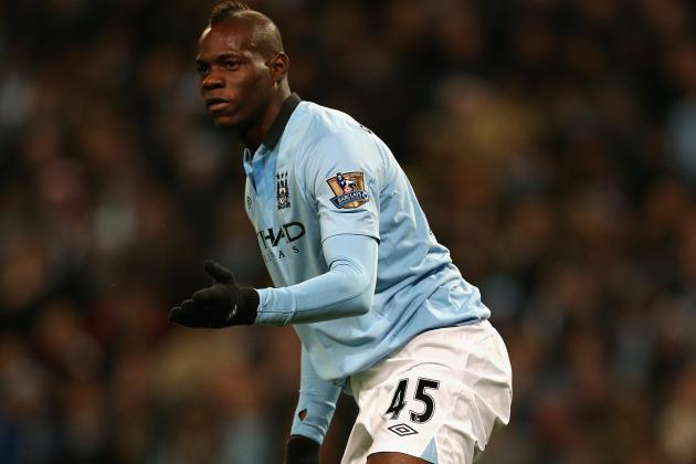 World Football Gossip Roundup: Mario Balotelli, David Villa, David Beckham
