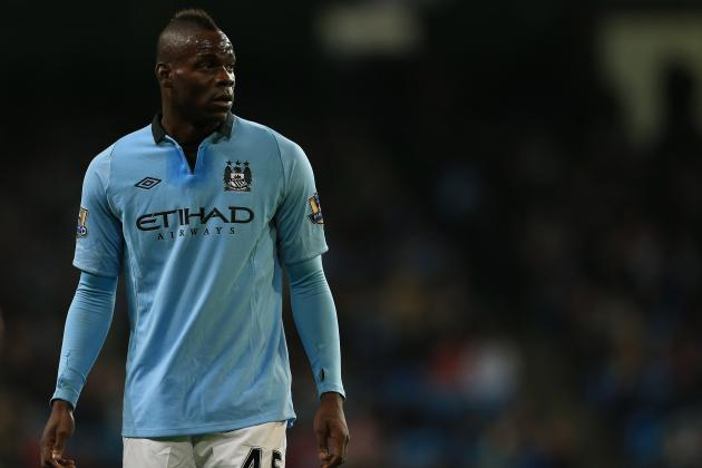 Manchester City: Why the Premier League Will Miss Mario Balotelli