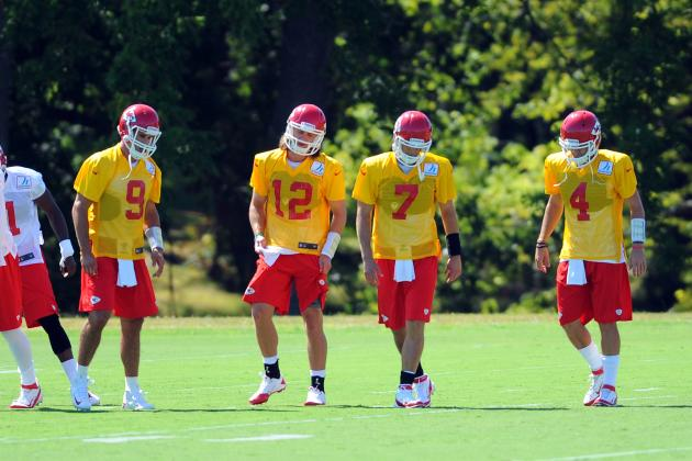 Kansas City Chiefs: 7 Players the Chiefs Should Let Go