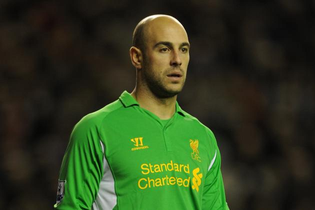 Liverpool: 5 Reasons They Should Resist Selling Pepe Reina