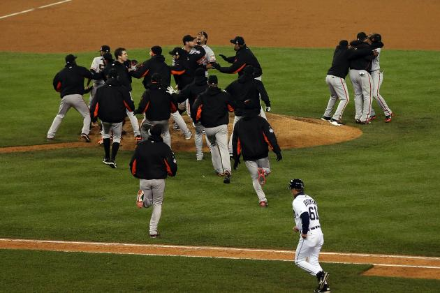 MLB Teams That Will Be in Best Spot to Win 2013 World Series