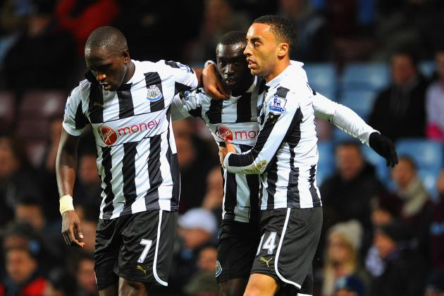 Aston Villa vs. Newcastle United: 6 Things We Learned