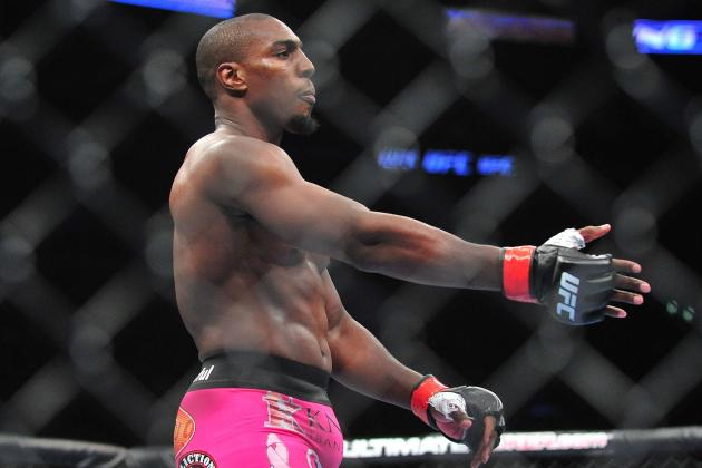 UFC 159: Phil Davis vs. Vinny Magalhaes Head-to-Toe Breakdown