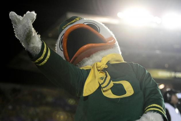 Oregon Football Recruiting: Ducks' Top Priority on National Signing Day