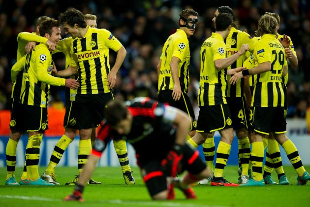 Borussia Dortmund: Key Battles They Must Win Against Shakhtar Donetsk