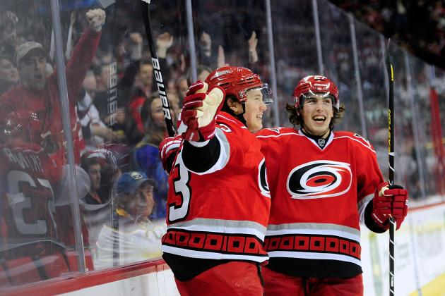 Carolina Hurricanes: Positives and Negatives from Start to 2013 Season