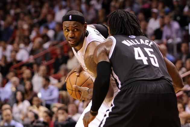5 Things Needed for Brooklyn Nets to Pose Threat to Miami Heat