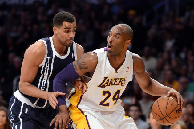 Kobe Bryant and the Top 10 NBA Players with the Best Footwork
